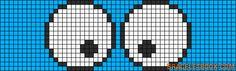 Alpha Friendship Bracelet Pattern #10833 - BraceletBook.com