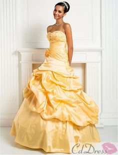 sweet 15 dresses
