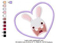 Coucou comme promis, je vous offre ma numérisation de ce petit lapin n'hesitez pas a me faire voir ce que vous avez fait avec, cela me donnera aussi des idées Bisous Télécharger: link