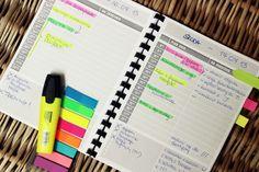 DIY organizer - kalendarz do wydrukowania - Design Your Life Diy Organization, Diy Organizer, Get My Life Together, Diy Calendar, Design Your Life, Keep In Mind, Diy Projects To Try, Clean Up, Back To School