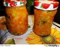 Zelenina do polévky Korn, Marmalade, Preserves, Pickles, Smoothie, Salsa, Food And Drink, Stuffed Peppers, Vegetables