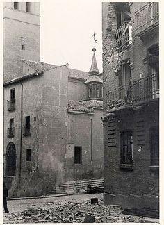 Calle del Nuncio.