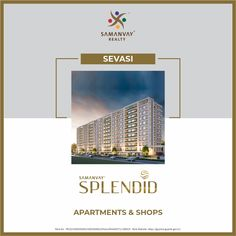 Welcome to samanvay realty in Vadodara we are dealing with many properties like residential, commercial, industrial, luxurious apartments with best price and best quality. Real Estate Advertising, Real Estate Ads, Real Estate Flyers, Real Estate Marketing, Identity Card Design, Office Wall Graphics, Rooms For Rent, Real Estate Development, Social Media Design