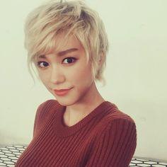 女優の桐谷美玲さんのInstagram(インスタグラム)写真「#ginger」