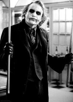 Heath Ledger as the Joker in Dark Knight Heath Joker, Le Joker Batman, Heath Legder, Der Joker, Joker And Harley Quinn, Batman Art, Batman Robin, Joker Dark Knight, The Dark Knight Trilogy