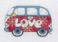 VW Camper Van. I want to draw this.                                                                                                                                                                                 Más