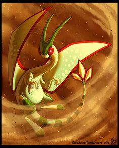 Dancing Desert Dragon by *Rubilight on deviantART