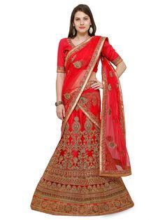 https://flic.kr/s/aHsm8Myshp | KCRT_1972 | New heavy work designer bridal wear lehenga collections..!!