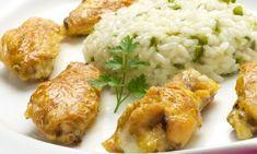 Exquisita receta la que elabora en esta ocasión Karlos Arguiñano: alitas de pollo al curry con arroz.