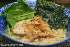 Beyond Umami: Homemade Ramen Noodle Recipe