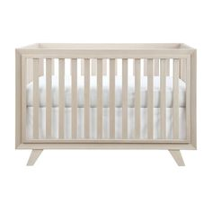 Project Nursery Wooster Crib in Almond - Project Nursery Crib Mattress, Crib Sheets, Nursery Furniture, Nursery Decor, Nursery Ideas, Nursery Room, Room Ideas, Boho Nursery, Kids Bedroom