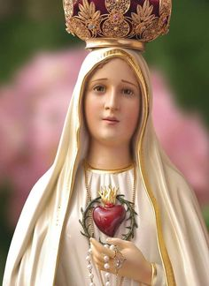 """Mary is the sure path to our meeting with Christ. Devotion to the Mother of the Lord, when it is genuine, is always an impetus to a life guided by the spirit and values of the Gospel."" ~Saint John Paul II~"