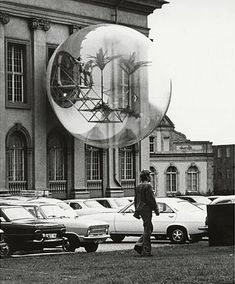 1972, the Austrian architecture collective Haus-Rucker installed Oasis Nr 7 at Documenta 5