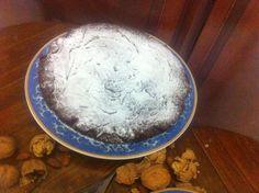 """Arte culinaria che passione @ Passion for cooking: La mia torta """"Caprese"""" @ My cake """"Caprese""""  Italia..."""