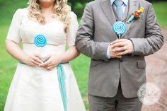 Конфетная свадьба. Леденцы на палочке. Candy wedding. Lollipop