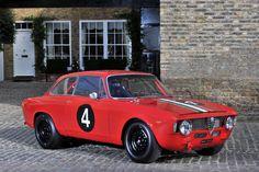 1965 Alfa Romeo 105 GTA | Cars for sale | FISKENS