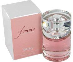 Boss Femme by Hugo Boss #Perfume. Get free samples from: http://freesamples.us/free-samples/free-beauty-samples/