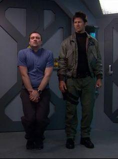 John Sheppard and Rodney McKay #StargateAtlantis