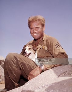 Hear No Evil' Vic Morrow as Sergeant Chip Saunders