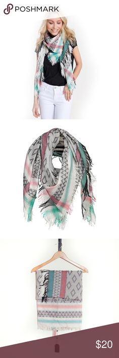 💕NEW LISTING💕 Only Scarf This adorable scarf was a gift and is perfect for an everyday winter accessory. Never been worn☺️ Only Accessories Scarves & Wraps
