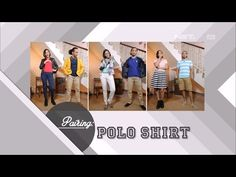 Pairing: Polo Shirt - iLook - YouTube