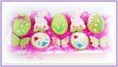 Easter cookies Vanilla Cookies, Easter Cookies, Easter Treats