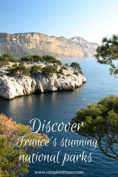 There are 7 amazing national parks in mainland France, here is a quick guide to the French national parks and why you should make time to visit all of them Make Time, Natural Wonders, Where To Go, National Parks, France, River, Places, Holiday, Nature