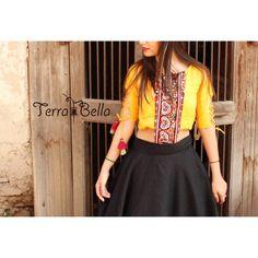 Dm us for more queries! Garba Dress, Navratri Dress, Lehnga Dress, Lehenga, Chaniya Choli For Navratri, Saree, Choli Blouse Design, Choli Designs, Sari Blouse Designs