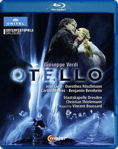 Neu in OVP Verdi: Otello (Osterfestspiele Salzburg, 2016) [Blu-ray] 1 x am Lager  | eBay