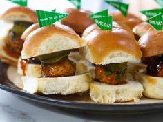 Nashville Hot Chicken Meatball Sliders Recipe | Trisha Yearwood | Food Network