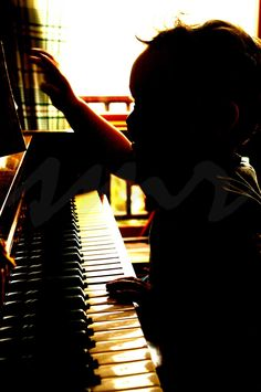 Learn to play the piano! My mom was a piano teacher