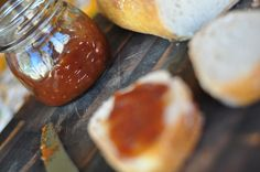 Saturday Golden Oldie :: Thermomix Tomato Chutney - Little Bit of Thyme Relish Sauce, Great Recipes, Favorite Recipes, Summer Barbeque, Tomato Chutney, Chutney Recipes, Cooking Recipes, Stuffed Peppers, Fails