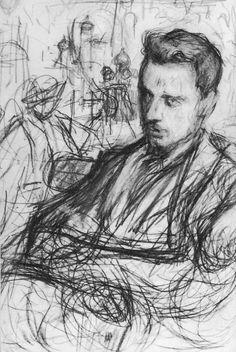 Leonid Pasternak ~ Rilke