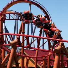 Knott's Berry Farm - included attraction on the Go Los Angeles Card!