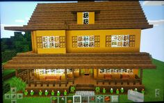 Minecraft Farmhouse