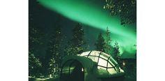 Hotel Kakslauttanen, Finland