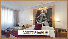 MADRIDhotelcourtyardbymarriottmadridprincesa045✯ -Reservas: http://muchosviajes.net/oferta-hoteles