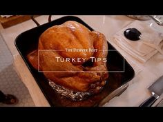 How to roast a turkey: tips for a great Thanksgiving - YouTube