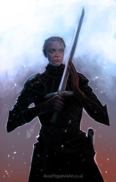 Looking like a Brom Oil Painting Very cold feeling game of thrones brienne of tarth Game Of Thrones Brienne, Game Of Thrones Books, Brienne Von Tarth, Lady Brienne, Dessin Game Of Thrones, Feelings Games, Jaime And Brienne, Between Two Worlds, Strong Feelings