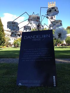 #dandelionfirenze in LUCCA - we love the events #handmade4you