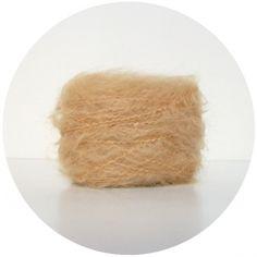 Dolly Mo - Chunky mohair blond doré