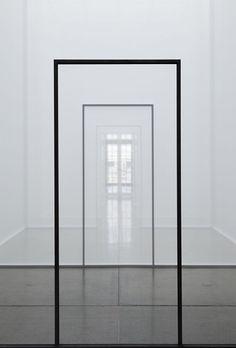 "ROBERT IRWIN: ""DOUBLE BLIND"", at the Vienna Secession, Vienna, Austria 2013"