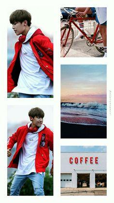 Park woojin Ong Seongwoo, Kim Jaehwan, Ha Sungwoon, China, Tumblr Wallpaper, Kpop Aesthetic, Jinyoung, Aesthetic Wallpapers, Boy Groups