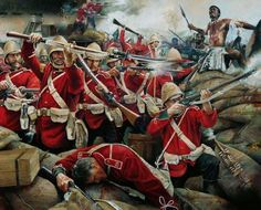 This Heroic Little Garrison, defence of Rorke's Drift (by Chris Collingwood)