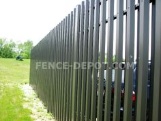 aluminum privacy fence. Aluminum-privacy-fencing Aluminum Privacy Fence