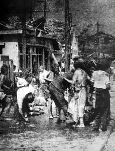 augest 6 1945 August 24, 1945 (friday) the battle of wuhe was fought as part of the chinese civil war , resulting in communist victory matsue incident : approximately 40 japanese dissidents opposed to surrender attacked facilities in matsue.