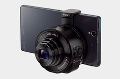 "Turn Your iPhone or Android into an RX100 with Sony's ""Lens Cameras"""