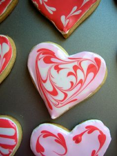 valentine's day cookies | movita beauoup
