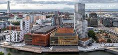 Malmö Live by Schmidt Hammer Lassen Architects/ Malmö, Sweden