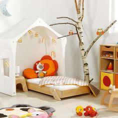 Aménager une chambre d'enfant - bébé 0-3 ans